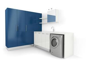 Mobili per lavatrici organizza la tua lavanderia in mosse edoné