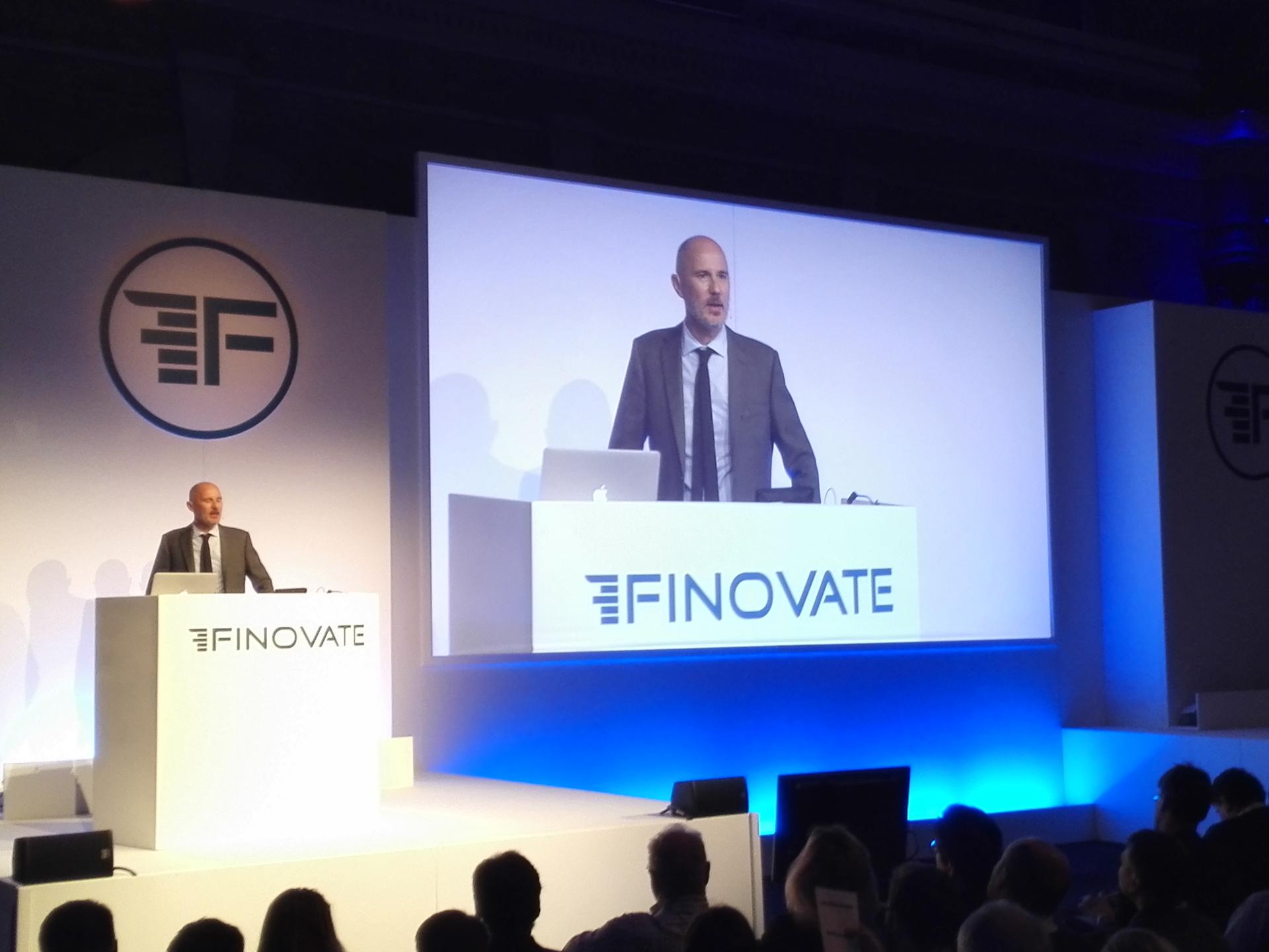 Finovate Europe 2017 modeFinance 1