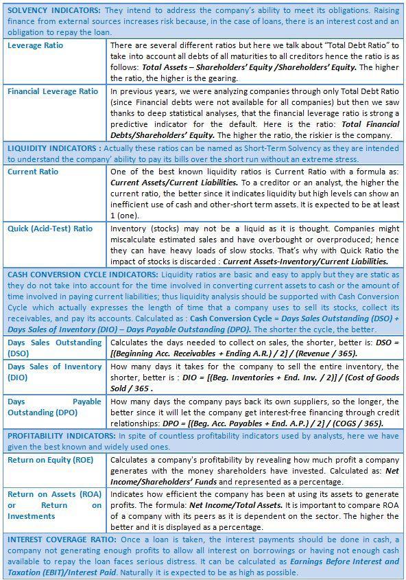 Financial Ratio Analysis Guide